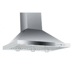 best range hoods for gas stoves top kitchen appliances kitchenrobot. Black Bedroom Furniture Sets. Home Design Ideas